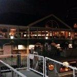 View of restaurants