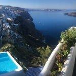 Foto de Kastro Suites Santorini