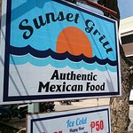 Foto de Sunset Grill Authentic Mexican Food