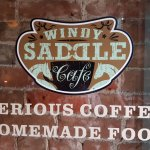 Windy Saddle entrance