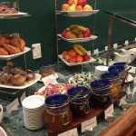 Breakfast Buffet - cold selection