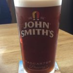 Pint of John Smith's