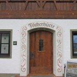 Eingang Fischerhütte