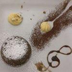 questo è un dei dolci che si possono assaggiare accompagnato da una gustosissima crema al ciocco