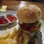 cheese burger