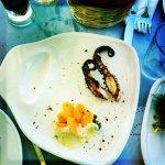 Thalassaki - grilled octopus