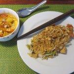 Massaman Curry & Pad Thai