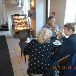 Pagaripoisid Nunne Cafe Foto