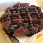 Belgian Chocolate Waffle (Yes, Vegan!!!)