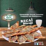 Recai böreği konya Yemekleri