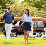 Gather with friends on the Clubhouse green for a game of croquet
