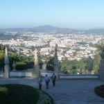 Vue sur la ville de Braga