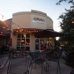 Enjoy a nice night on our outdoor patio!