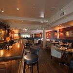 The Burleigh, The Kennebunkport Inn's popular onsite bar and restaurant.