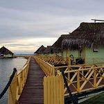 Foto de Punta Caracol Acqua Lodge