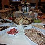 Tavolo delle verdure il LUNEDI'
