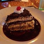 decadent dessert