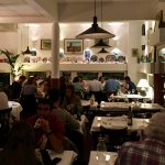The main restaurant - a fab, buzzy atmosphere with diners of all ages.