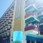 Galaxy Beach Hotel Foto