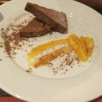 Chocolate parfsit