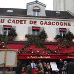 Place du Tertre - Un restaurante