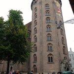 Esterno Torre rotonda