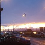 Sunset in Bantry Bay
