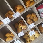Fresh, homemade Pastries and scones