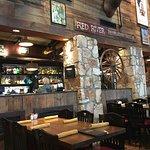 Inside this restaurant on Wednesday September 27
