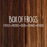 Box of frogs logo