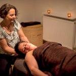 Massage with an experienced therapist
