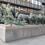 Photo de Monumento al Encierro