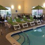 Comfort Suites Marietta-Parkersburg Foto
