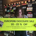 Our European chocolates are now even more affordable. Come in for a deal.