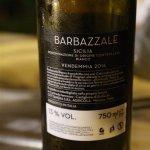 Lokale witte wijn (goed!)