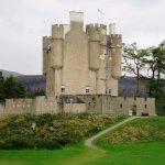 Braemar Castle - Scotland (5th Sept 2017).