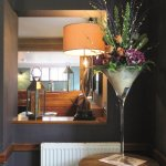 Great interior decor at The Dalmore Inn - Blairgowrie (05/Sept/17).