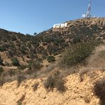 Hollywood Sign from tour!