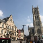 Foto de Ibis Gent Centrum St-Baafs Kathedraal