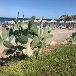 Un séjour merveilleux, top la plage privée
