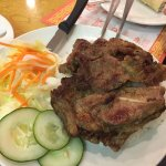 Pork Chop over rice