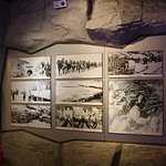A very well made exhibition of the history of this tragic war for the Chinese people