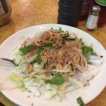 Vietnamese Rice crepe