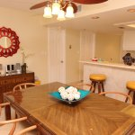 Dinning Area With Ample Seating for 6