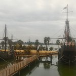 Foto de Muelle de las Carabelas