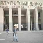 Photo of Pacaembu Stadium