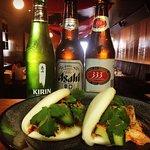 Beer and Bao