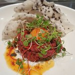 Beef Tartare with tingling chilli