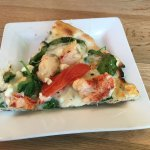 Slice of Lobster Pizza