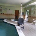 Indoor Pool/Jacuzzi